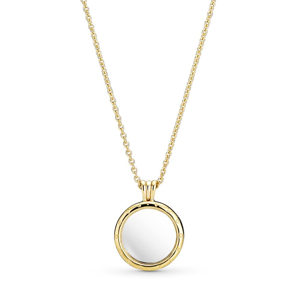 Medium Pandora Floating Locket Necklace