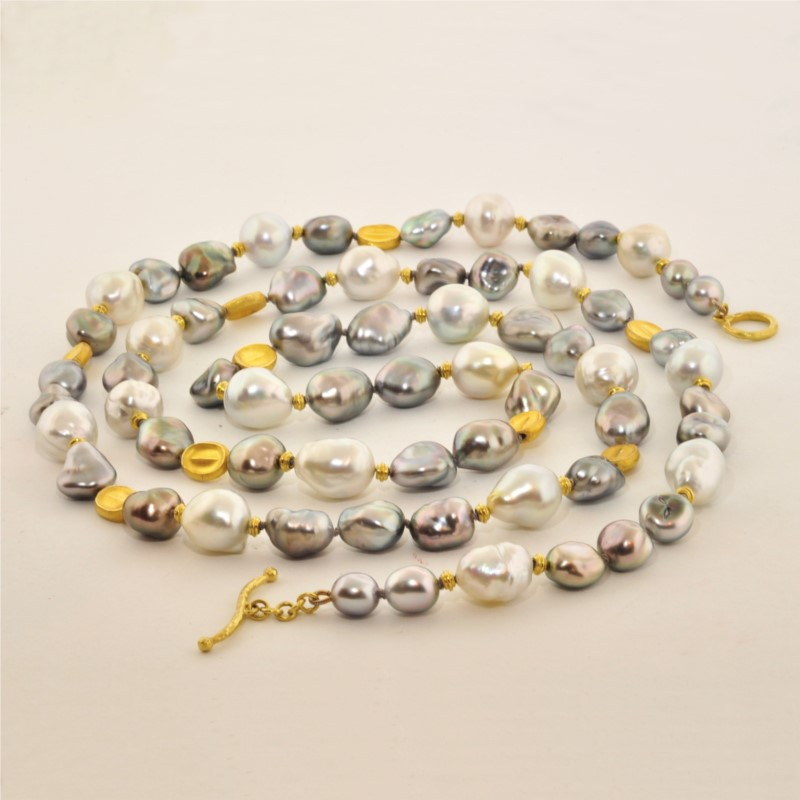 Barbara Heinrich Pearl Necklaces 001