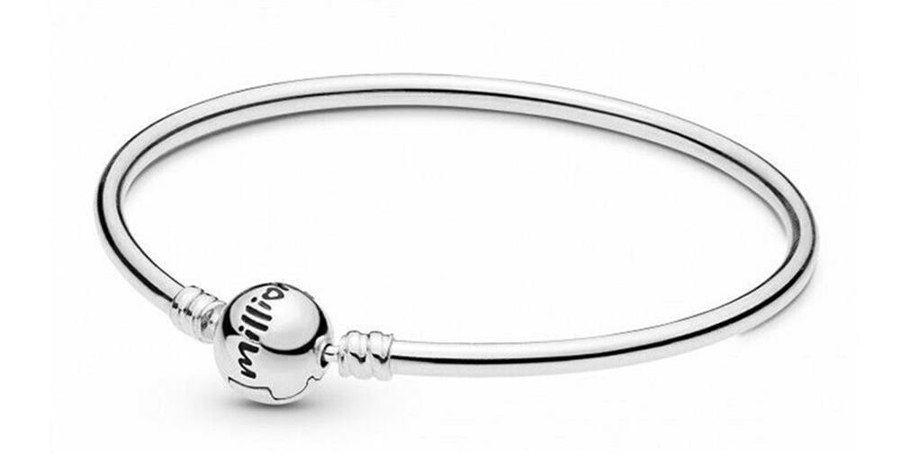 Pandora 598084 17 True Uniqueness Bangle Bracelet Size 6 7 Taylors Jewellers Alliston On