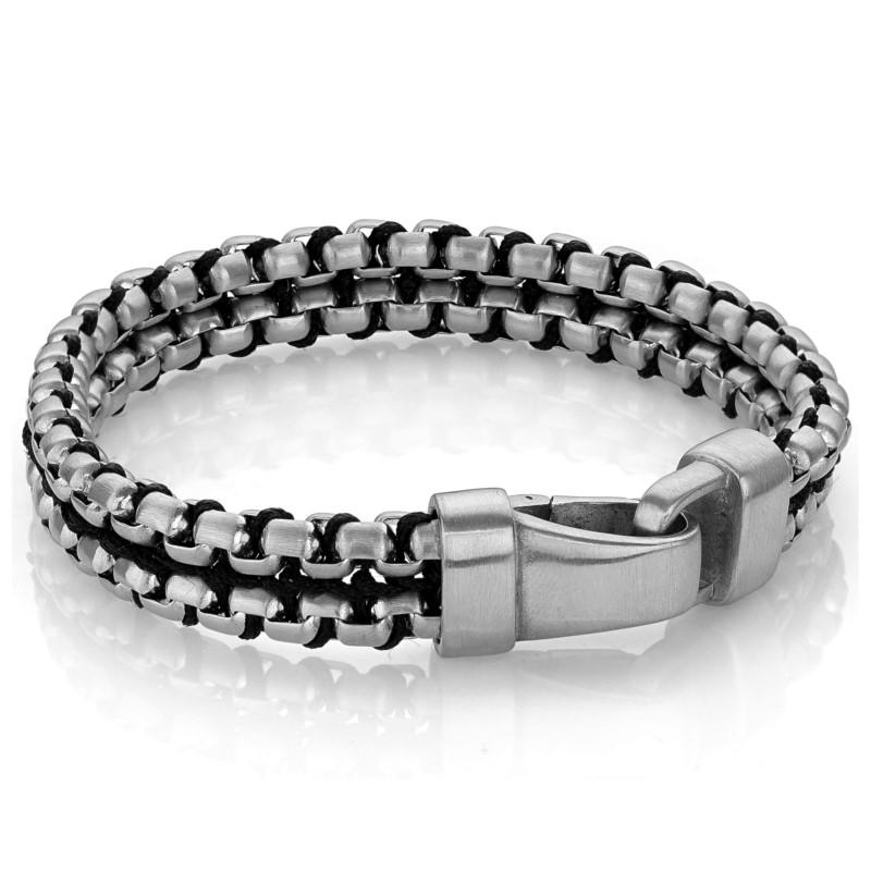 Italgem Men's Bracelets 001-659-1000019 - Men's Bracelets | The Ring Austin  | Round Rock, TX